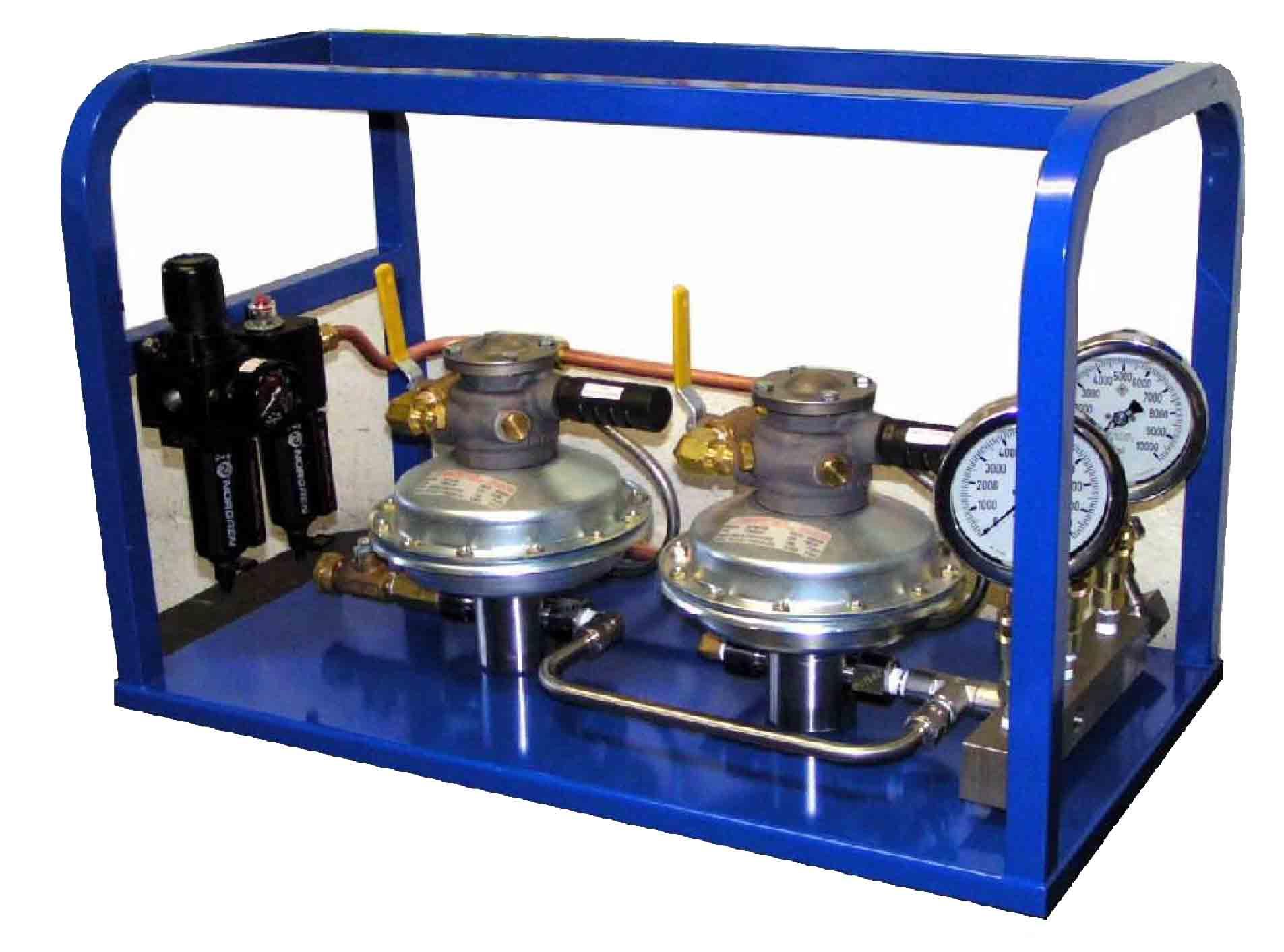 名称:便携双泵压力测试设备
